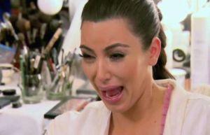 """Kim Kardashian: """"Mis hermanas piensan que estoy loca"""""""