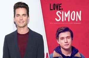 Matt Bomer compra todas las entradas de cine para ver 'Love, Simon'
