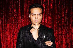 Fotos: Mentalista de México hace historia al presentar su espectáculo en Las Vegas