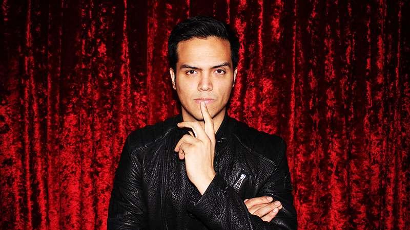 El mexicano, de 24 años de edad, se presenta en el hotel Planet Hollywood.