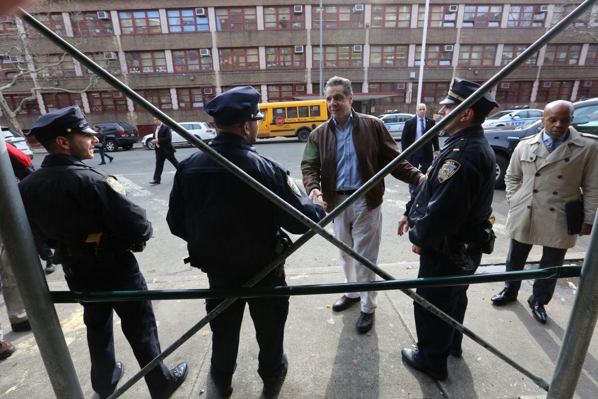 Edificios NYCHA recibirán parte del presupuesto recortado a la policía de Nueva York