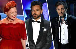 """VIDEO: Mira a Gael García y Natalia Lafourcade cantando el tema de """"Coco"""" en los Oscar"""