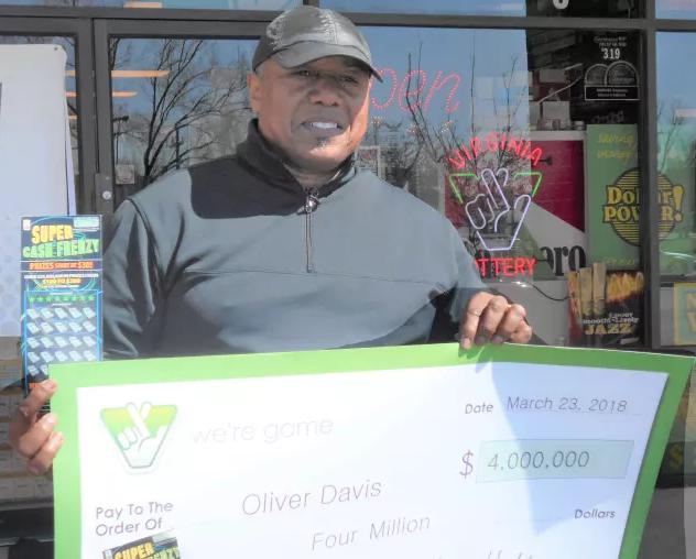 El hombre decidió tomar el premio de 2.6 millones de dólares en efectivo en vez de los cuatro millones diferido a 30 años