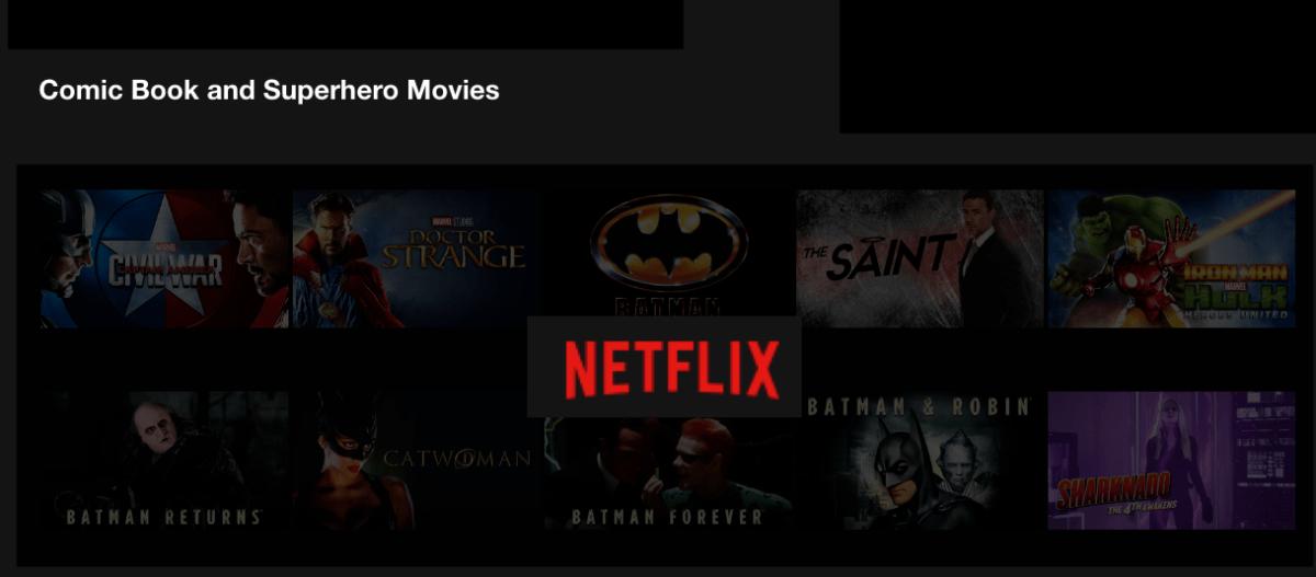 Las mejores 5 películas de superhéroes disponibles en Netflix