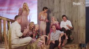 Video: La reunión del elenco de Dawson's Creek, a 20 años del debut de la serie