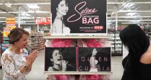 Selena Quintanilla vuelve a causar conmoción en Texas por una bolsa con su imagen