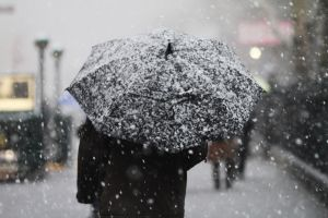 ¿Nieve se aproxima a Nueva York?