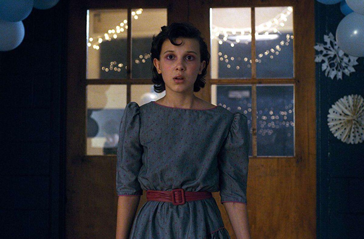 """Eleven de """"Stranger Things""""."""