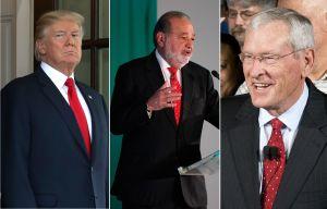 ¿Qué hay en común entre Trump, un amigo de Carlos Slim y México?