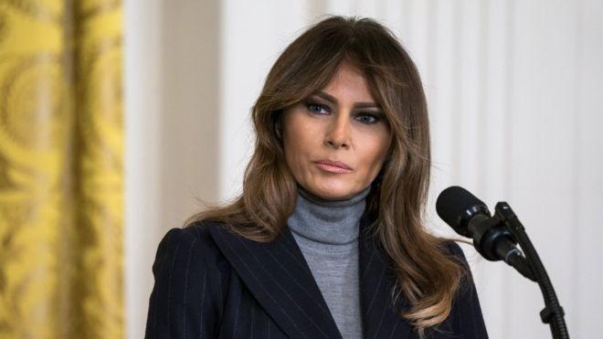 "Quiénes merecen la ""visa extraordinaria"" que recibió Melania Trump"