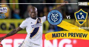 MLS, fecha 2: NYC FC vs. Los Angeles Galaxy, horario y canales de TV