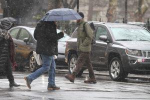 Cambian pronóstico de nieve por lluvia helada este fin de semana
