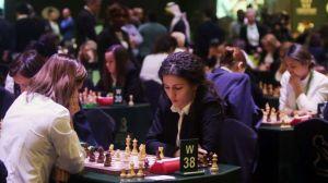 Regresa Anna Muzychuk, campeona de ajedrez que dejó de serlo por no querer jugar en Arabia Saudí