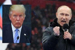A Trump le tiembla la mano y decide frenar sanciones contra Rusia por su apoyo a Siria