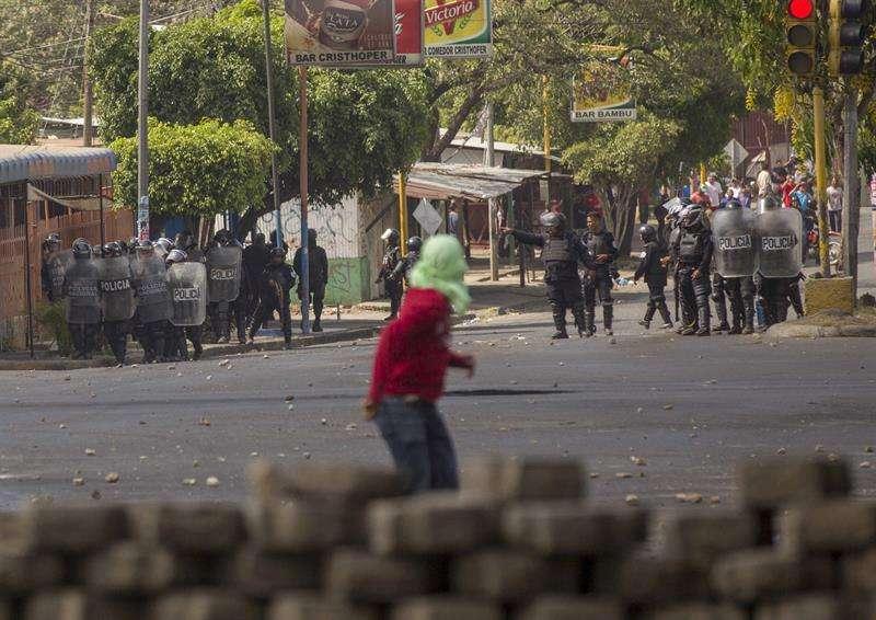 Suman 27 muertos por protestas en Nicaragua