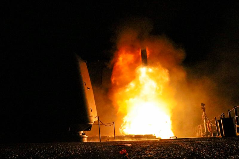La estrategia de Rusia para enfrentar la furia de EEUU tras ataque en Siria