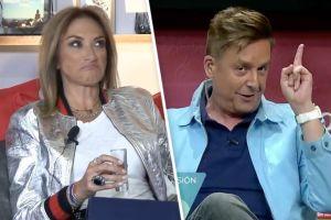 Video: Daniel Bisogno quiere 'refinar' y 'acabar' con Adela Micha