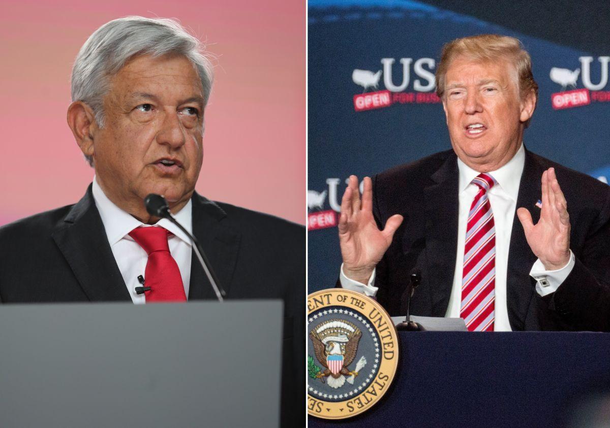 El ofrecimiento de López Obrador a Donald Trump