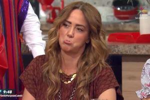Andrea Legarreta rechazó a Luis Miguel