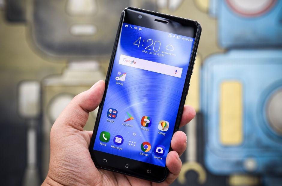 Asus ZenFone 3 Zoom, celular perfecto para fotógrafos con batería sorprendente