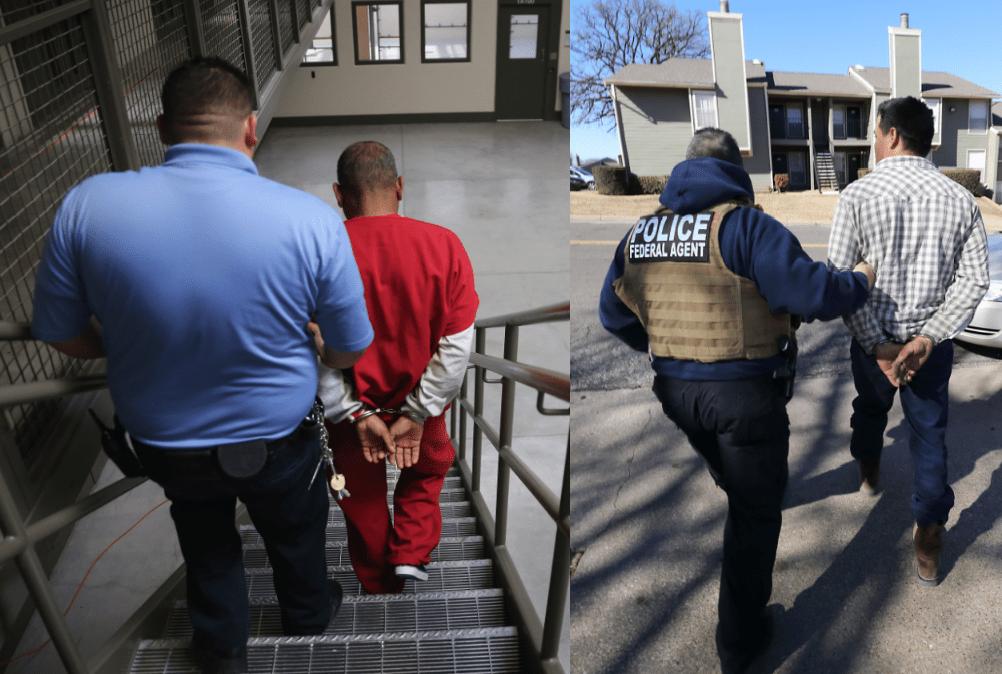 """ICE castigó a miles de inmigrantes encerrándolos en """"solitario"""" por largo tiempo. 13 han muerto"""