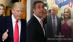 """FBI tras la cinta de """"Access Hollywood"""" en allanamiento a abogado de Trump"""