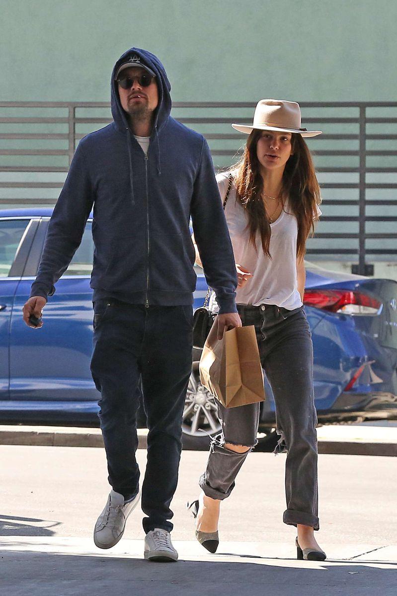 Leonardo DiCaprio y Camila Morrone ya no ocultan su amor