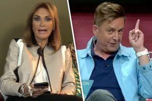 Video: Adela Micha le responde a Daniel Bisogno tras insulto en 'Ventaneando'