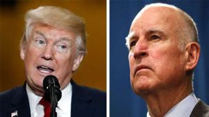 California desplegará 400 tropas a la frontera con misión limitada al combate de traficantes
