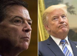 """Trump llama a Comey un tipo """"despreciable"""" y defiende su despido el año pasado"""