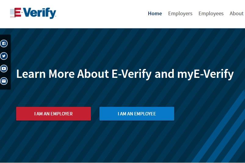 """USCIS lanza portal de E-Verify como parte """"Compra americano, contrata a estadounidenses"""""""
