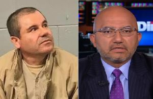"""Foto revela lo que hacen los abogados de """"El Chapo"""" cuando no están en la corte"""