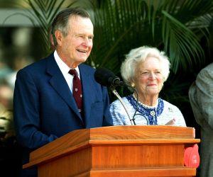 Barbara Bush: la matriarca que enamoró a Estados Unidos (video)