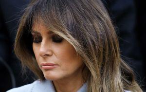 Melania Trump responde a quien la comparó con una prostituta