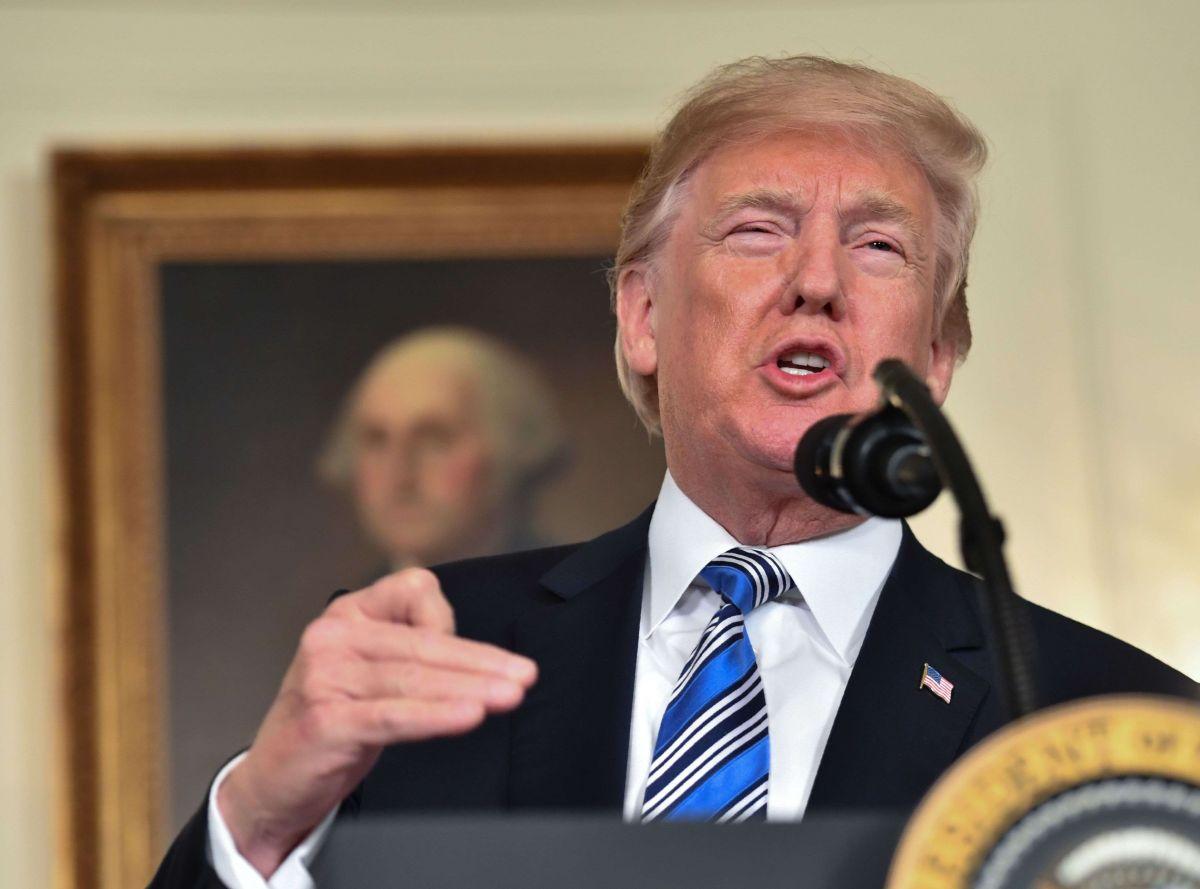 El presidente Trump continúa sus ataques contra inmigrantes.