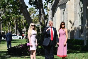 """Trump perdonó a su asistente, ¿pero Tiffany lo disculpó tras revelarse que la rechaza por su """"sobrepeso""""?"""