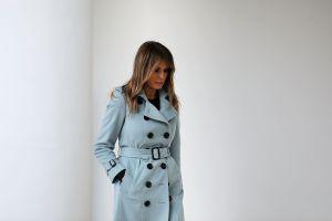 ¿Acudirá Melania al funeral de Bárbara Bush tras broma de Trump?