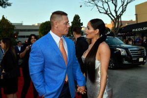 """John Cena y Nikki Bella """"se rinden antes de la tercera caída"""" y se separan"""