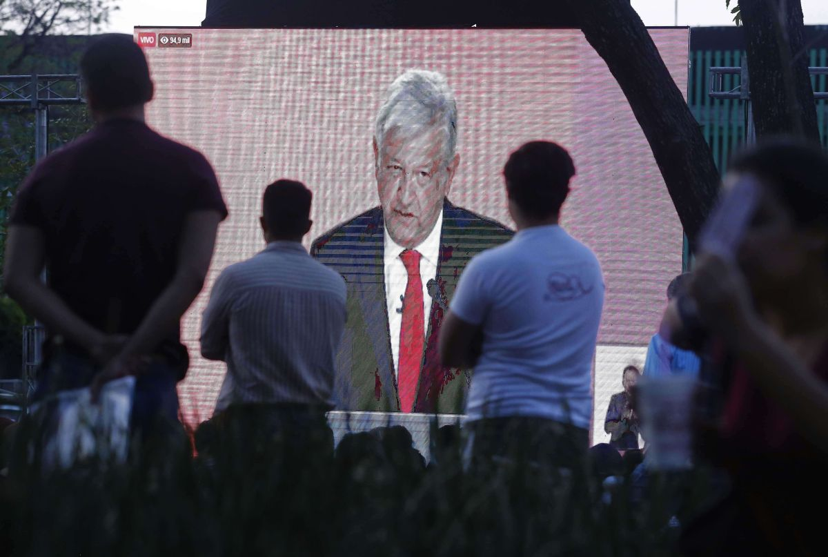 ¿Soportará el peso mexicano un posible triunfo de AMLO como presidente?