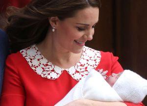¿En qué se parece esta foto de Kate Middleton a una película de terror?