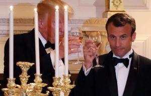 La preocupante predicción que hizo Macron luego de su visita a Trump en Washington