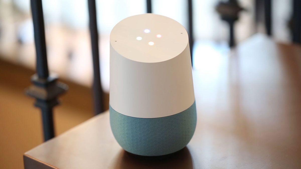 La bocina Google Home compite de frente con la Echo de Amazon
