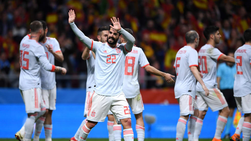 Tiempo Extra: España barrió a Argentina