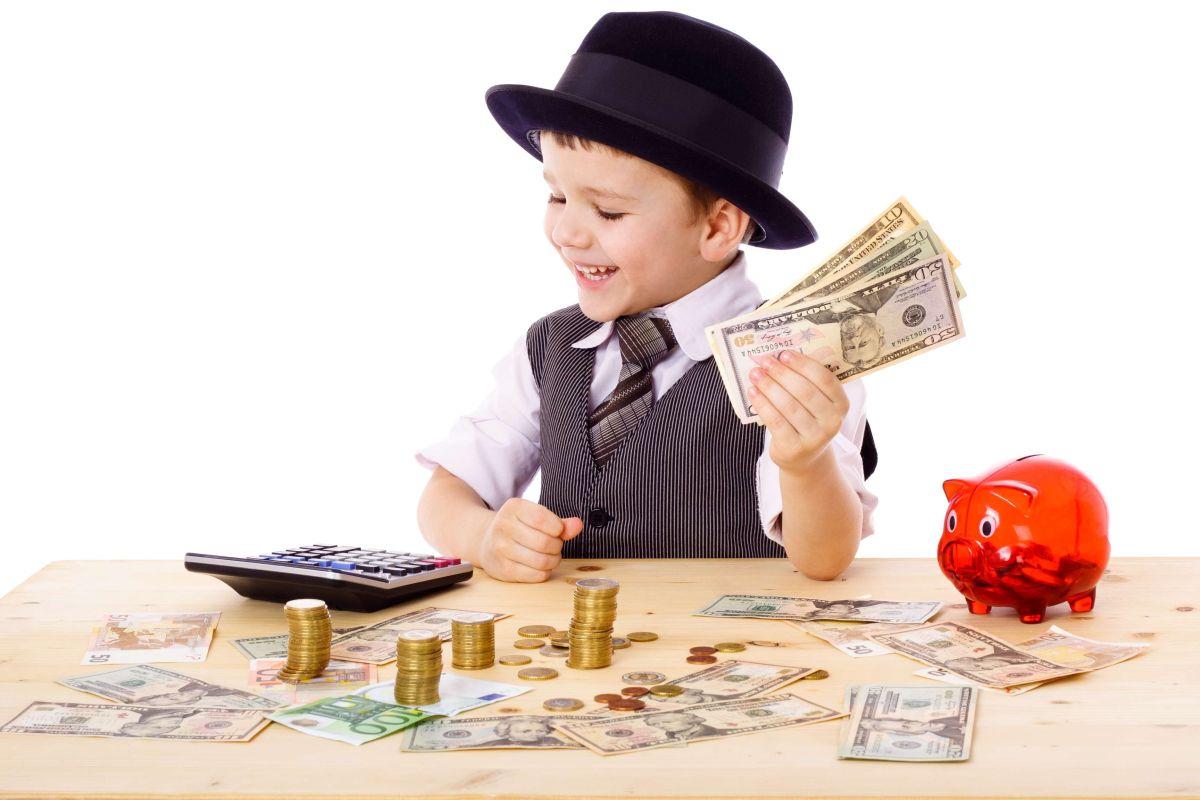 Cómo hablar de dinero con tus hijos
