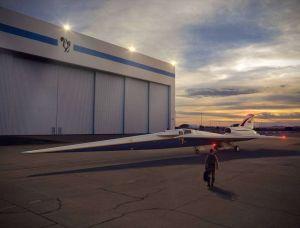VIDEO: NASA presenta su nuevo avión supersónico X-Plane