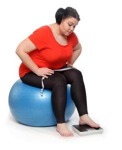 La menopausia y la ganancia de peso