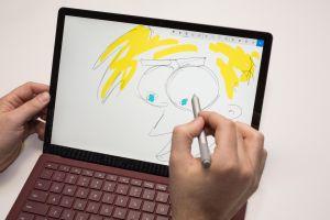 La Microsoft Surface Laptop tiene un diseño elegante y un precio competitivo