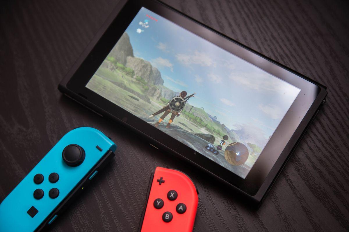 La Nintendo Switch es una consola y tableta para videojuegos al mismo tiempo