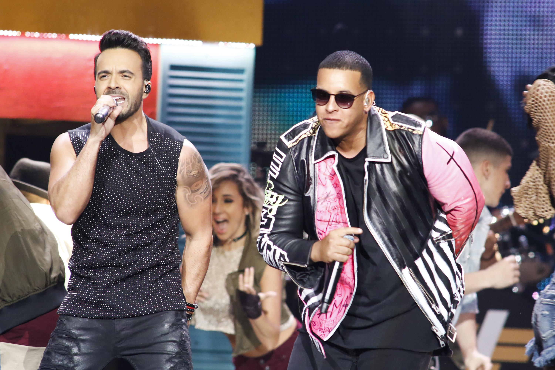 Luis Fonsi y Daddy Yankee.