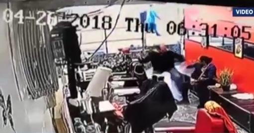 Atrapan a dominicano que hirió a su pareja con destornillador en peluquería NYC